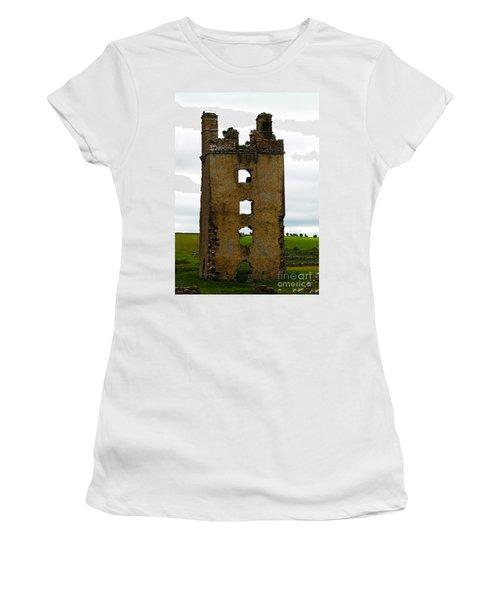 Ireland- Castle Ruins II Women's T-Shirt