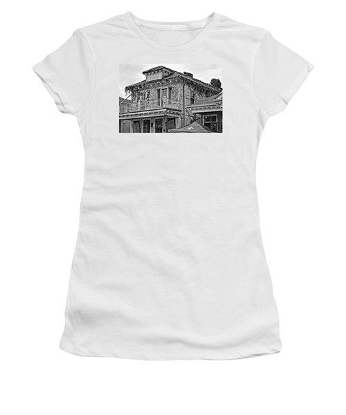 Katrina...seven Years Later Monochrome Women's T-Shirt