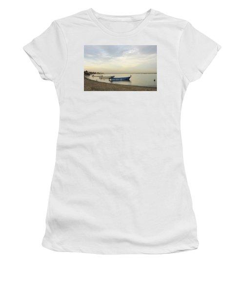 La Paz Waterfront Women's T-Shirt (Athletic Fit)