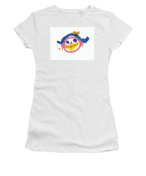 Lipstick Face Women's T-Shirt