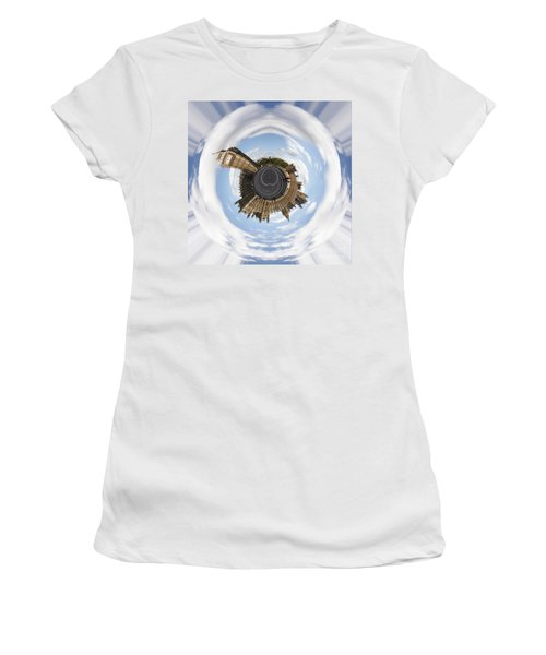 Women's T-Shirt featuring the photograph London Planet by Agusti Pardo Rossello