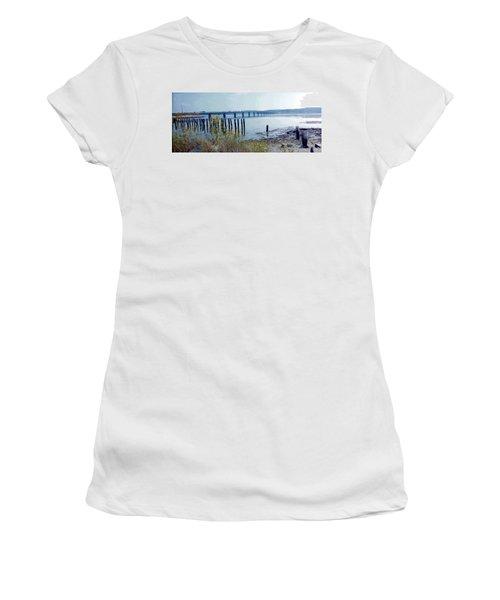 Maine Highway Women's T-Shirt