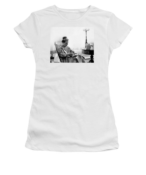 Mending More Than Clothes Women's T-Shirt