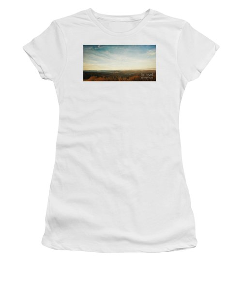 Mountains As Far As The Eye Can See Women's T-Shirt