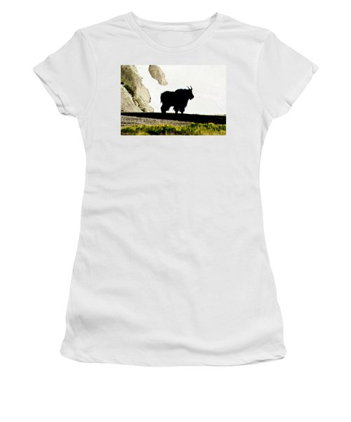 Nature's Silhouette Women's T-Shirt (Junior Cut) by Colleen Coccia
