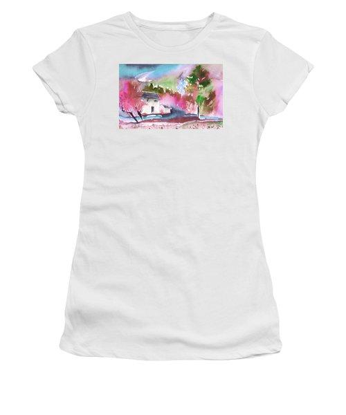 Navalperal De Pinares 02 Women's T-Shirt