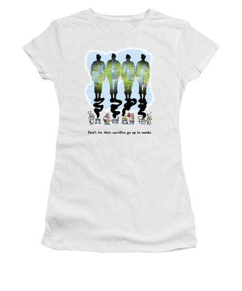 Never Forget Women's T-Shirt