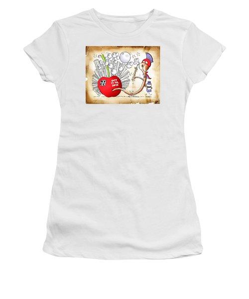 New York Comic Con 2012 Women's T-Shirt