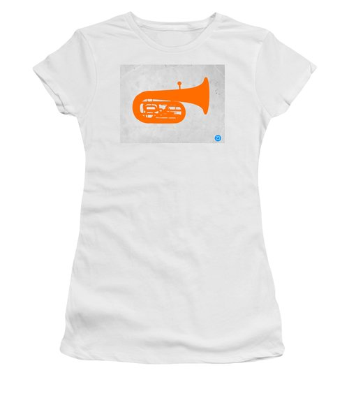 Orange Tuba Women's T-Shirt