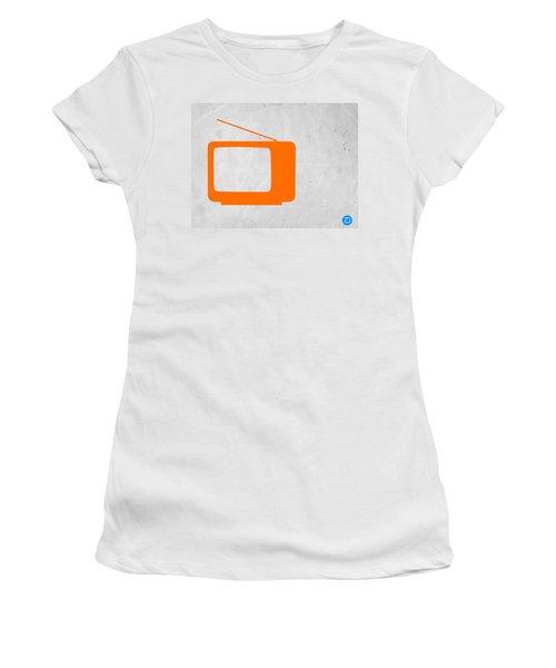 Orange Tv Vintage Women's T-Shirt