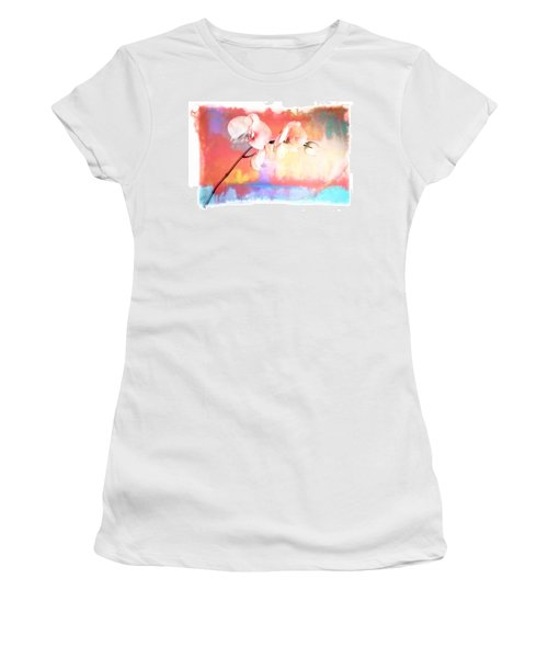 Orchid 3 Women's T-Shirt