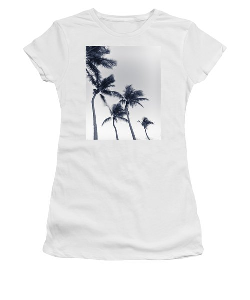 Palms 6 Women's T-Shirt (Athletic Fit)