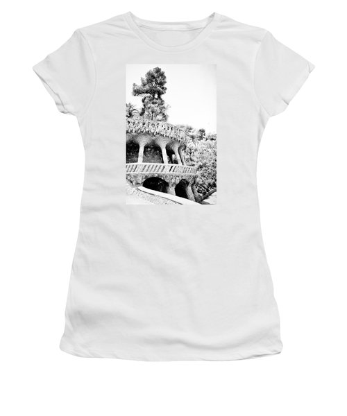 Park Guell Twists Women's T-Shirt