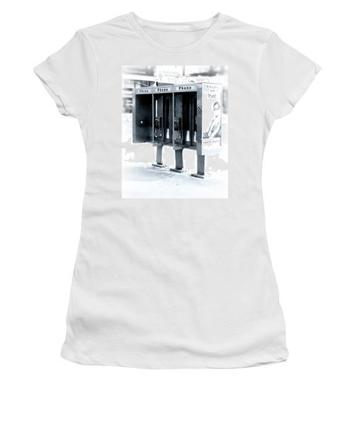 Pay Phones - Still In Nyc Women's T-Shirt