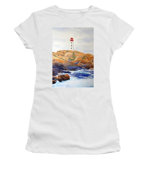 Peggy's Cove Women's T-Shirt