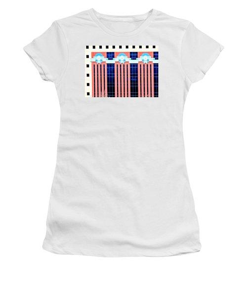 The Portland Building Women's T-Shirt