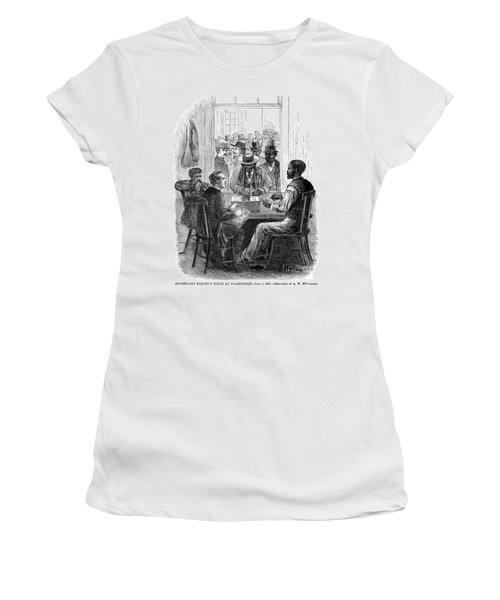 Reconstruction, 1867 Women's T-Shirt