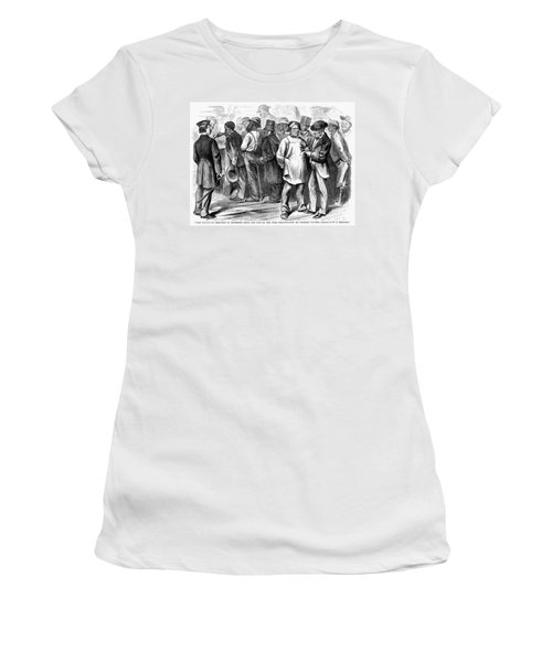 Reconstruction, 1870 Women's T-Shirt