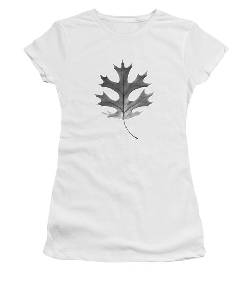 Red Oak Leaf Women's T-Shirt