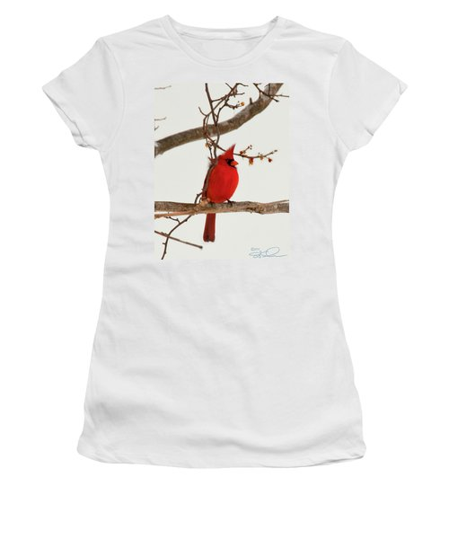 Righteous Cardinal Women's T-Shirt