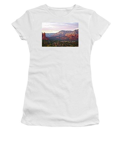 Sedona Evening Women's T-Shirt