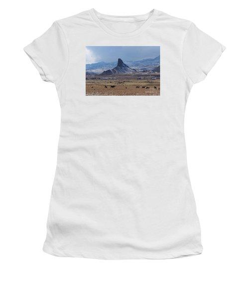 Sentinels Women's T-Shirt (Athletic Fit)