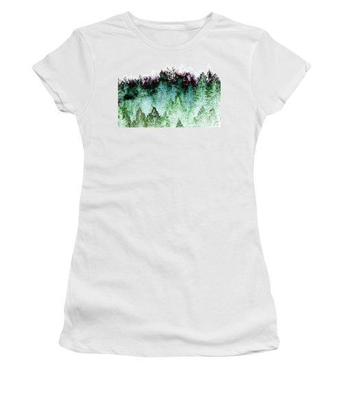 Shrouded In Fog Women's T-Shirt