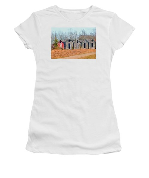 Smokehouse Row Women's T-Shirt