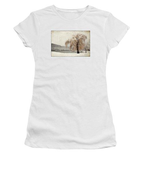 Snow Tree 1 Women's T-Shirt