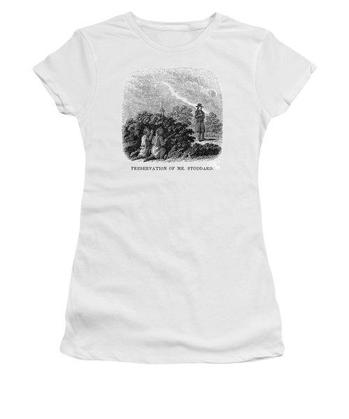 Solomon Stoddard Women's T-Shirt