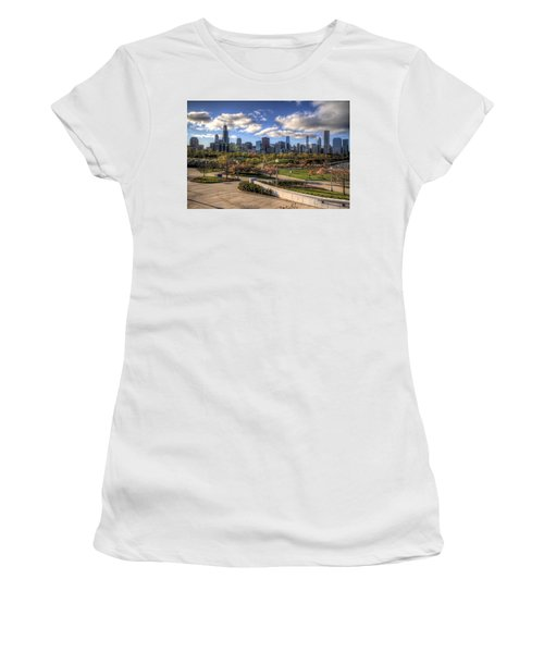 Spring Time Is Here Women's T-Shirt (Athletic Fit)