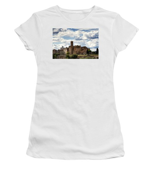 Temple Of Venus And Roma Women's T-Shirt