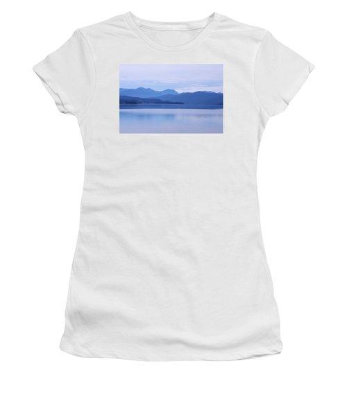The Blue Shore Women's T-Shirt (Athletic Fit)