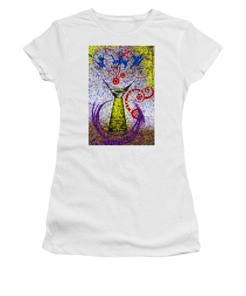 Tiled Glass Women's T-Shirt