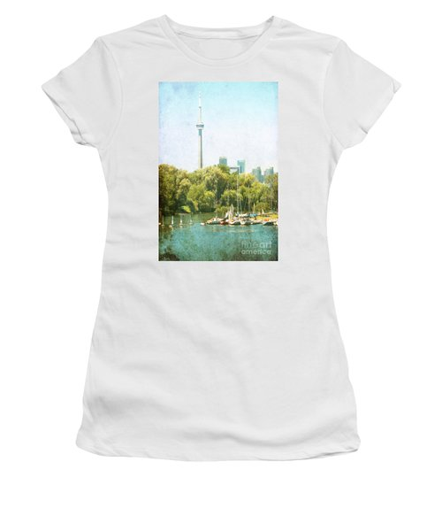 Vintage Toronto Women's T-Shirt