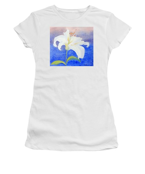 White Lily Women's T-Shirt