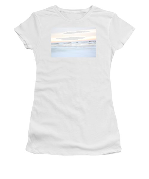 Winters Bright Light Women's T-Shirt (Athletic Fit)