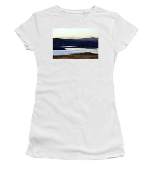 Yellowstone Landscapes Women's T-Shirt (Athletic Fit)