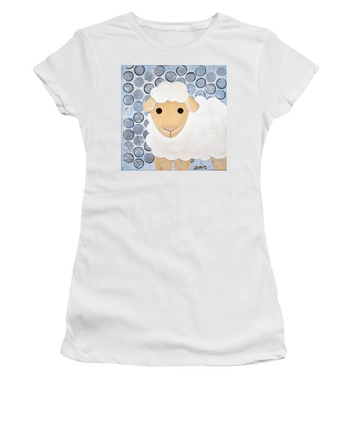 The Blessing Of The Lamb Women's T-Shirt