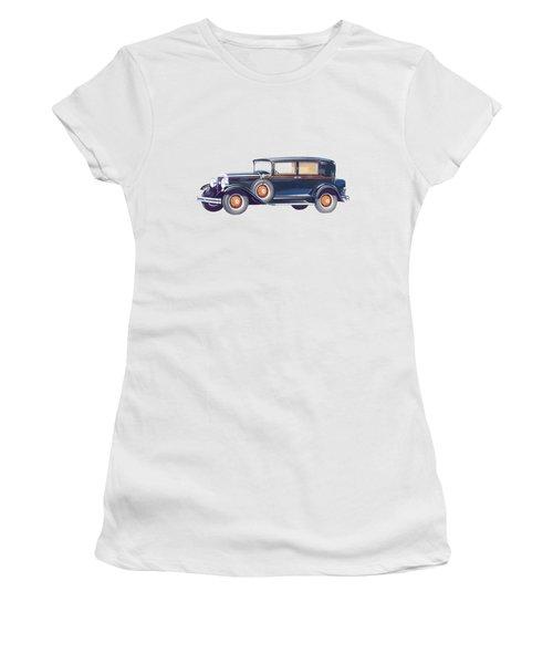 1929 Studebaker Commander Women's T-Shirt
