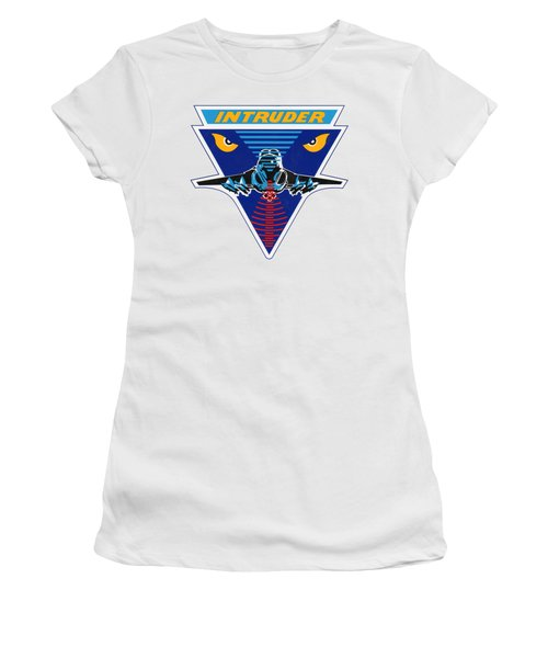 A-6 Intruder Women's T-Shirt (Athletic Fit)