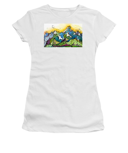 A Season To Look Forward To Women's T-Shirt
