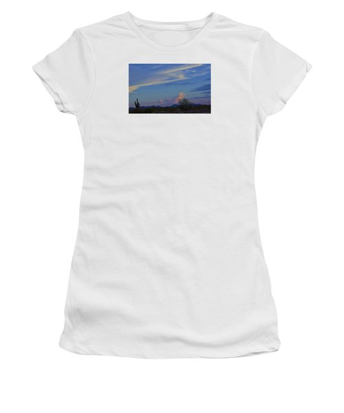 Arizona Desert Women's T-Shirt (Athletic Fit)