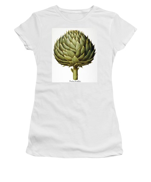 Artichoke, 1613 Women's T-Shirt (Athletic Fit)