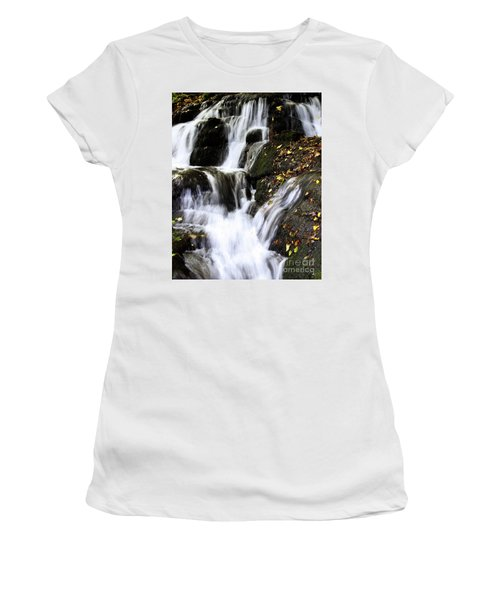 Badger Dingle Fall Women's T-Shirt (Junior Cut)