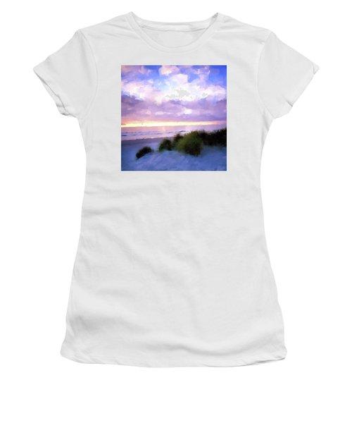 Beach Sawgrass Women's T-Shirt (Junior Cut)