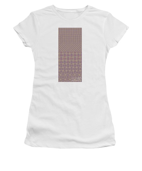Bibi Khanum Ds Patterns No.6 Women's T-Shirt (Athletic Fit)