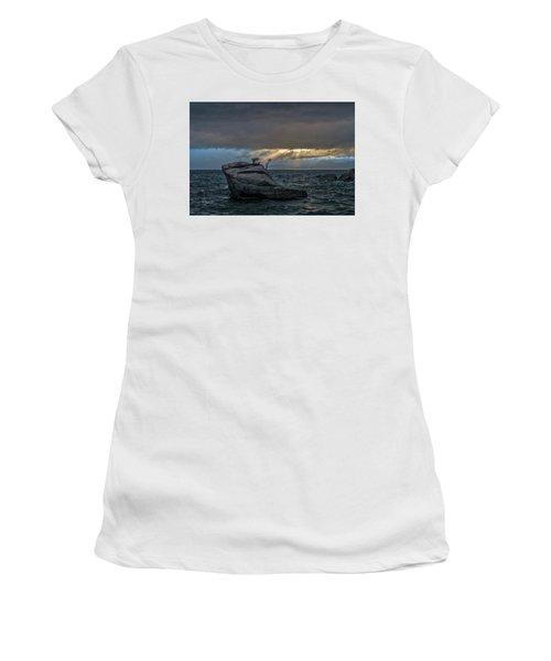 Breaking Light Women's T-Shirt