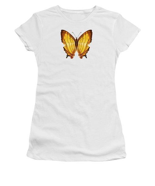 Butterfly Species Cyrestis Lutea  Women's T-Shirt