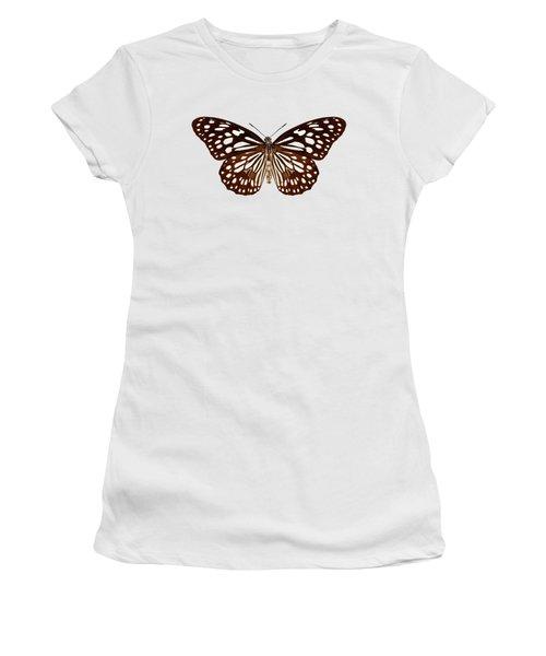 Butterfly Species Tirumala Limniace  Women's T-Shirt